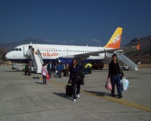 passengers out of paro