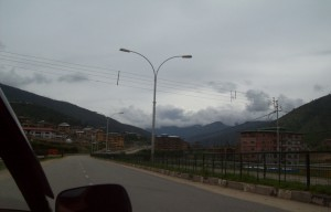 walk in thimphu